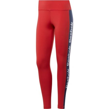 Reebok LINEAR LOGO TIGHTS - Women's sports tights