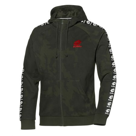 Lotto ATHLETICA III SWEAT FZ HD - Pánská mikina