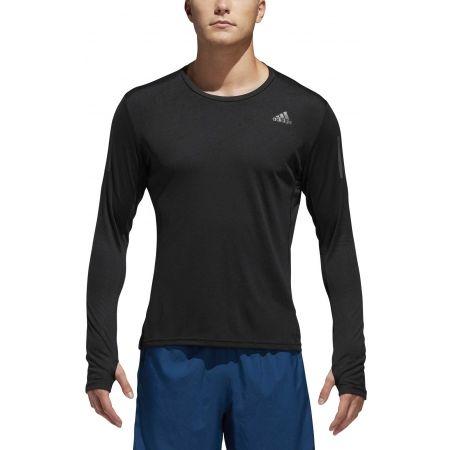 Pánské běžecké triko - adidas OWN THE RUN LS - 3