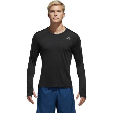Pánské běžecké triko - adidas OWN THE RUN LS - 4
