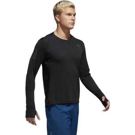Pánské běžecké triko - adidas OWN THE RUN LS - 5