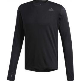 adidas OWN THE RUN LS - Tricou alergare bărbați