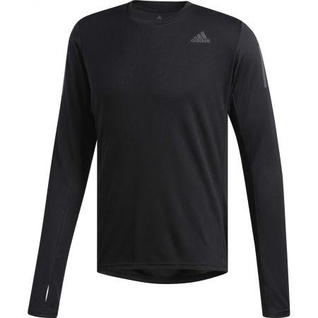 Pánské běžecké triko - adidas OWN THE RUN LS - 1