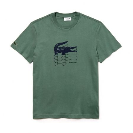 Men's T-Shirt - Lacoste MAN T-SHIRT