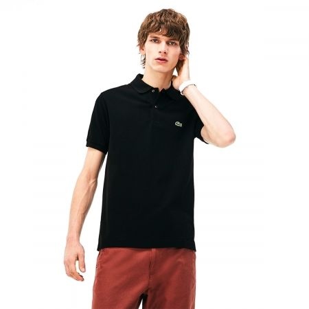 Men's polo shirt - Lacoste MAN SHORT SLEEVES BEST POLO - 1