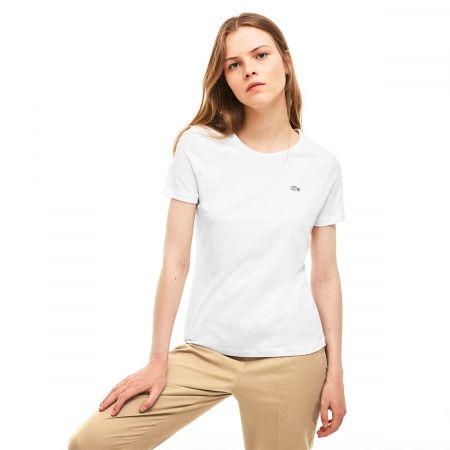 Women's T-shirt - Lacoste WOMAN T-SHIRT - 1
