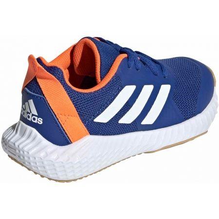 Детски обувки за спорт в зала - adidas FORTAGYM K - 4