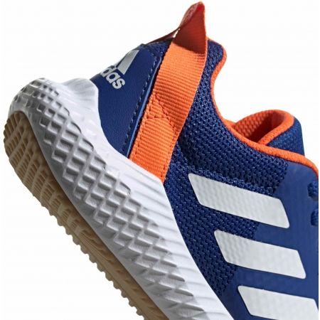 Детски обувки за спорт в зала - adidas FORTAGYM K - 8