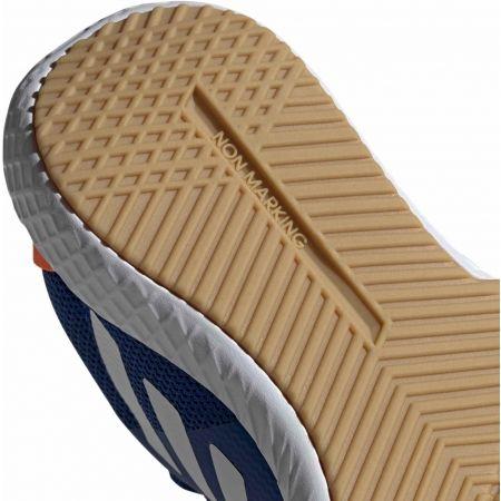 Детски обувки за спорт в зала - adidas FORTAGYM K - 9
