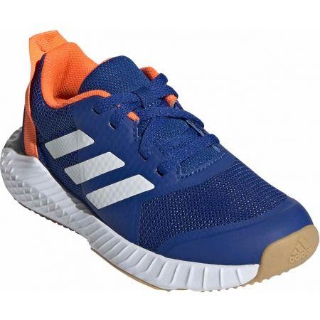 Детски обувки за спорт в зала - adidas FORTAGYM K - 3