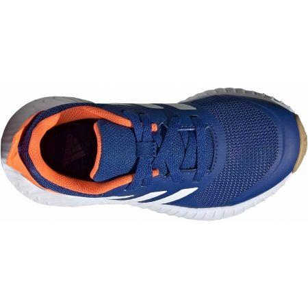 Детски обувки за спорт в зала - adidas FORTAGYM K - 5