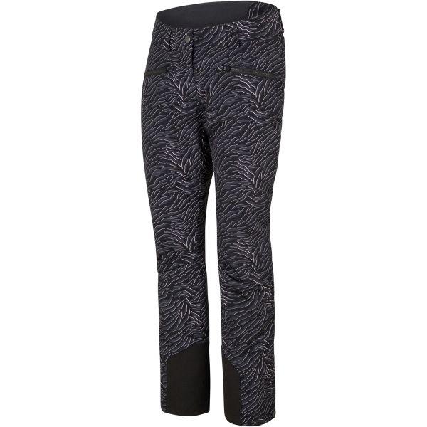 Ziener TAIRE W čierna 38 - Dámske lyžiarske nohavice