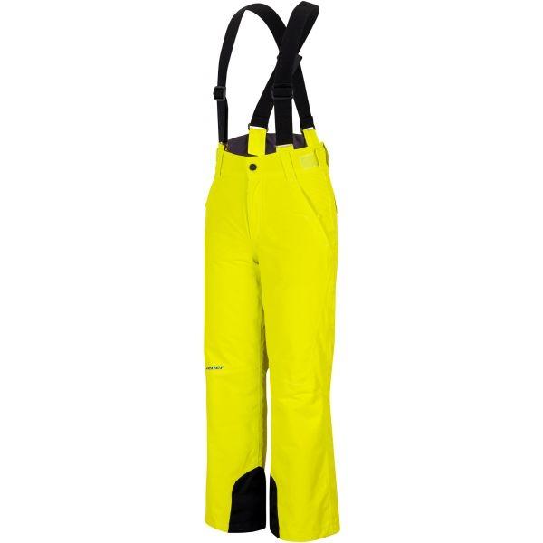 Ziener ANDO JR - Chlapčenské lyžiarske nohavice