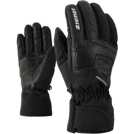 Ziener GLYXUS AS - Pánske rukavice