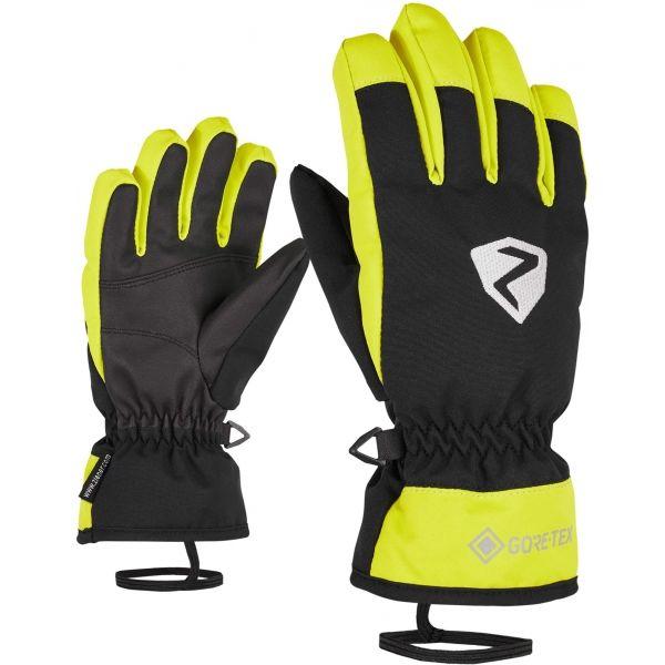 Ziener LARINO GTX JR - Detské rukavice
