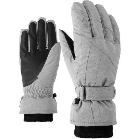 Dámské rukavice - Ziener KARMA GTX + GORE PLUS WARM W
