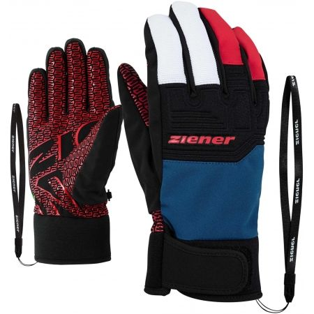 Ziener GARIM AS - Pánske rukavice