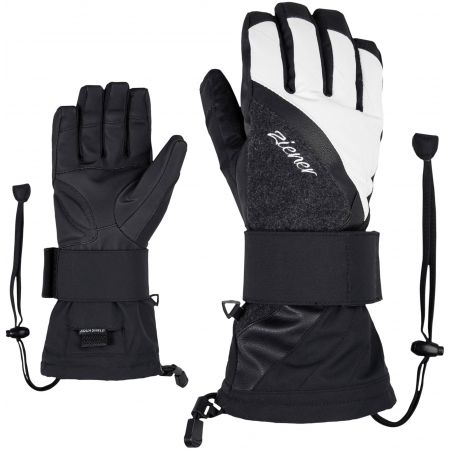 Ziener MILANA AS W - Dámske rukavice
