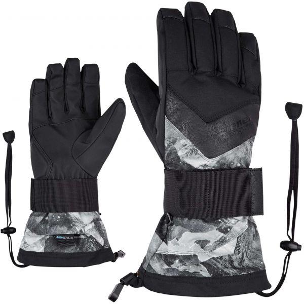 Ziener MILAN AS - Pánske rukavice