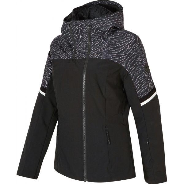 Ziener TULLA W černá 42 - Dámská bunda