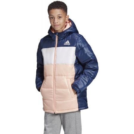 Children's winter jacket - adidas YK J SYNTHETIC - 3