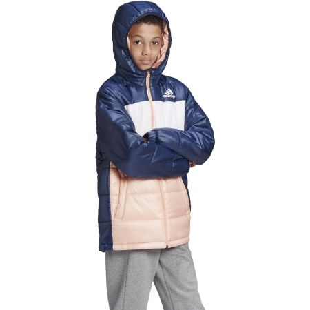 Children's winter jacket - adidas YK J SYNTHETIC - 4