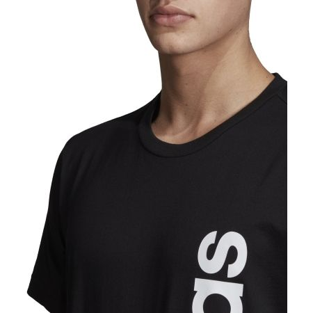 Мъжка тениска - adidas VRTCL GRFX TEE - 8