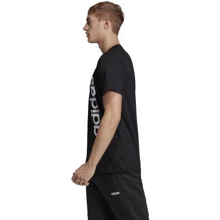 Мъжка тениска - adidas VRTCL GRFX TEE - 6