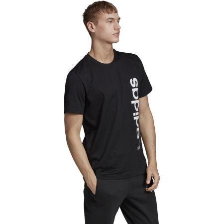 Мъжка тениска - adidas VRTCL GRFX TEE - 5