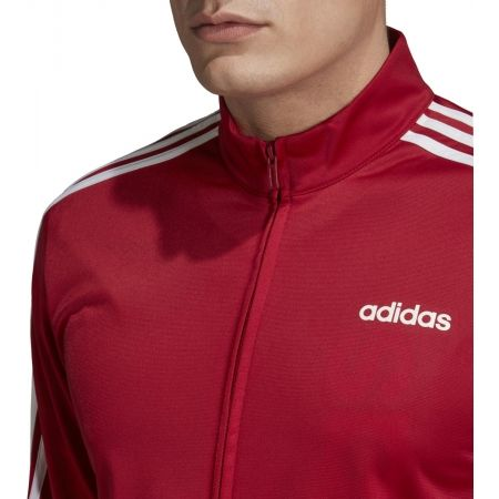 Men's sweatshirt - adidas ESSENTIALS 3 STRIPES TRICOT TRACK TOP - 8