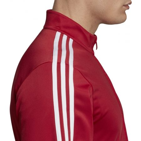 Men's sweatshirt - adidas ESSENTIALS 3 STRIPES TRICOT TRACK TOP - 9