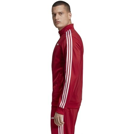 Men's sweatshirt - adidas ESSENTIALS 3 STRIPES TRICOT TRACK TOP - 6