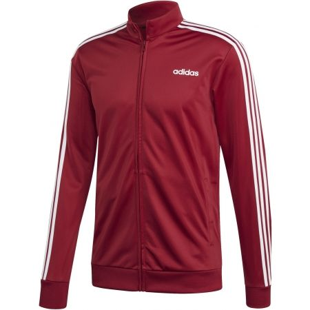 Men's sweatshirt - adidas ESSENTIALS 3 STRIPES TRICOT TRACK TOP - 1