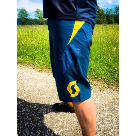 Pánské šortky - Scott TRAIL PROGRESSIVE - 5