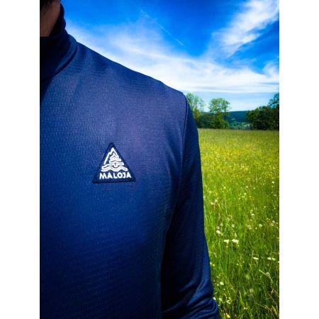 Long sleeve jersey - Maloja PLANSM. 1/2 - 3