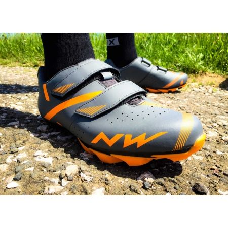 Men's cycling boots - Northwave SPIKE 2 - 3