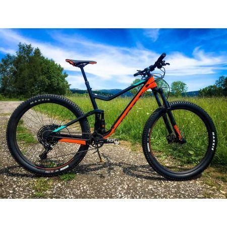 Celoodpružené horské kolo; - Scott Genius 960 - 4