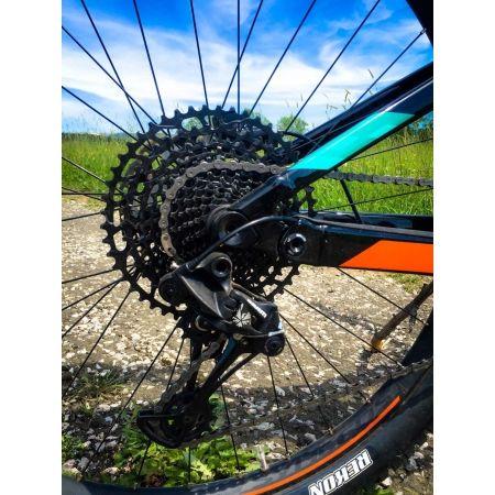 Celoodpružené horské kolo; - Scott Genius 960 - 2