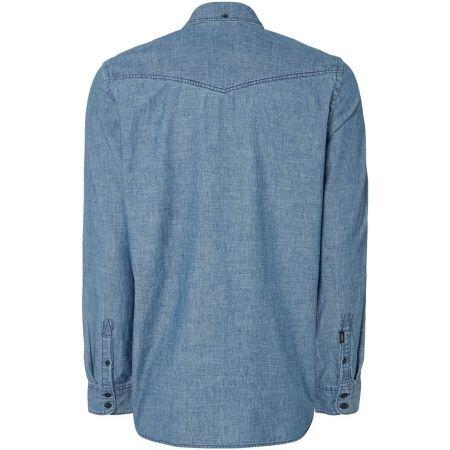 Pánská košile - O'Neill LM CHAMBRAY L/SLV SHIRT - 2