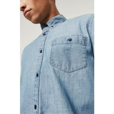 Pánská košile - O'Neill LM CHAMBRAY L/SLV SHIRT - 5
