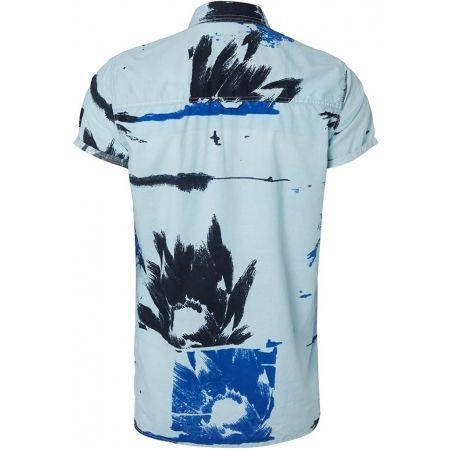 Pánska košeľa - O'Neill LM ALLOVER FLOWAL S/SLV SHIRT - 3