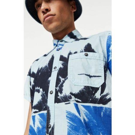 Pánska košeľa - O'Neill LM ALLOVER FLOWAL S/SLV SHIRT - 5