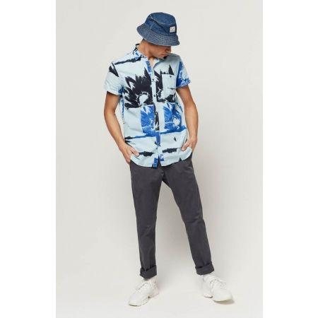 Pánska košeľa - O'Neill LM ALLOVER FLOWAL S/SLV SHIRT - 6