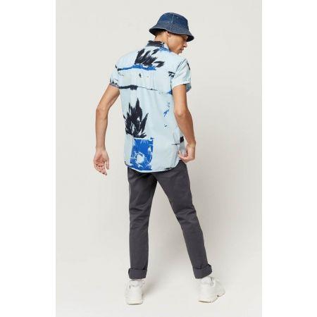 Pánska košeľa - O'Neill LM ALLOVER FLOWAL S/SLV SHIRT - 7