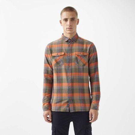Pánská košile - O'Neill LM VIOLATOR FLANNEL SHIRT - 3