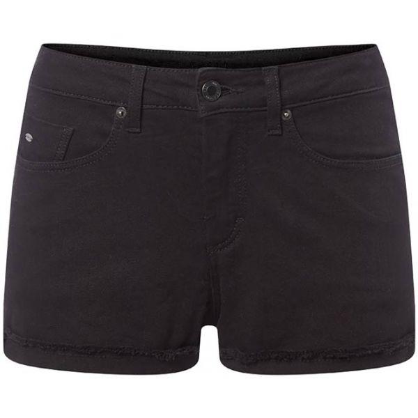 O'Neill LW ESSENTIALS 5 POCKET černá 31 - Dámské šortky
