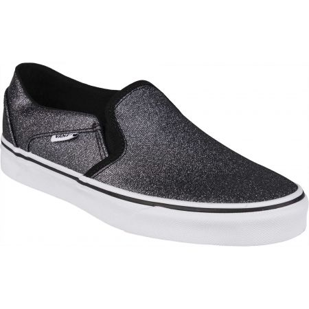 Vans WM ASHER - Women's slip-on sneakers