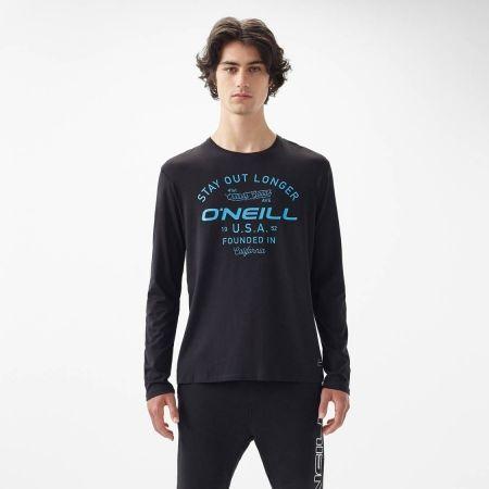 Pánské triko s dlouhým rukávem - O'Neill LM STAY OUT L/SLV T-SHIRT - 4
