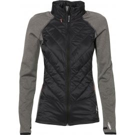 O'Neill PW HOODED BAFFLE FLEECE - Women's fleece sweatshirt