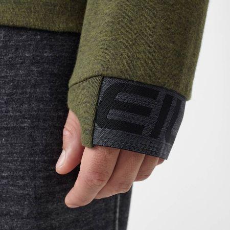 Men's fleece sweatshirt - O'Neill PM 2-FACE HYBRID FLEECE - 5